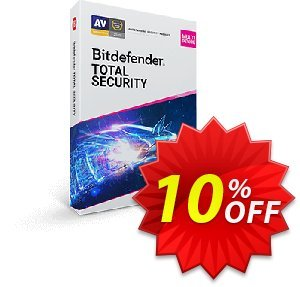 Bitdefender Total Security 2019 Multi-Device, 3 years - 3 device Coupon discount Bitdefender Total Security Multi-Device 2020 (3 Years 3 Devices) at US$90.00 (Promo) wonderful promotions code 2020. Promotion: wonderful promotions code of Bitdefender Total Security Multi-Device 2020 (3 Years 3 Devices) at US$90.00 (Promo) 2020