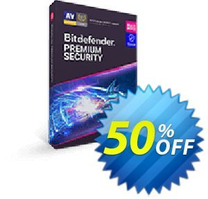 Bitdefender Premium Security discount coupon 50% OFF Bitdefender Premium Security, verified - Awesome promo code of Bitdefender Premium Security, tested & approved
