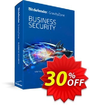Bitdefender GravityZone Business Security割引コード・Special Offer キャンペーン:impressive discounts code of Bitdefender GravityZone Business Security 2020