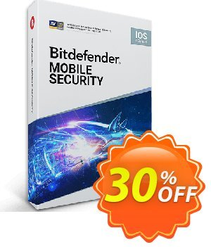 Bitdefender Web Protection for iOS discount coupon 30% OFF Bitdefender Mobile Security for iOS, verified - Awesome promo code of Bitdefender Mobile Security for iOS, tested & approved