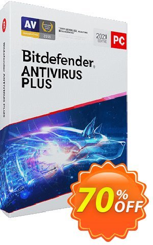 Bitdefender Antivirus Plus 2019 Coupon, discount Bitdefender Antivirus Plus 2019 (1 Year 3 Users) at US$34.90 awesome promotions code 2019. Promotion: exclusive discounts code of Bitdefender Antivirus Plus 2019 (1 Year 3 Users) at US$34.90 2019