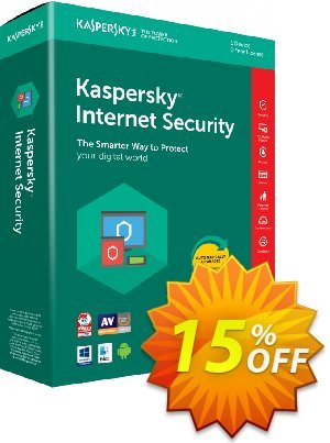 Kaspersky Internet Security Coupon, discount Kaspersky Internet Security wonderful sales code 2019. Promotion: wonderful sales code of Kaspersky Internet Security 2019