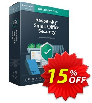Kaspersky Small Office Security 6 Coupon, discount Kaspersky Small Office Security 6 stirring promo code 2020. Promotion: stirring promo code of Kaspersky Small Office Security 6 2020