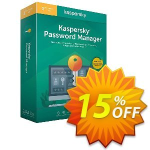Kaspersky Password Manager Coupon, discount Kaspersky Password Manager impressive deals code 2019. Promotion: impressive deals code of Kaspersky Password Manager 2019