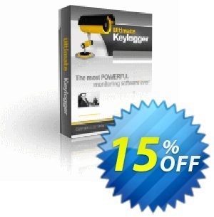 Ultimate Keylogger Coupon, discount Ultimate Keylogger 15% discount. Promotion: marvelous deals code of Ultimate Keylogger 2020