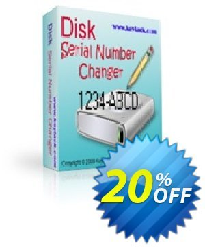 Disk Serial Number Changer Coupon, discount Disk Serial Number Changer stunning discounts code 2020. Promotion: stunning discounts code of Disk Serial Number Changer 2020