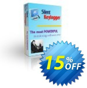 Silent Keylogger 優惠券,折扣碼 Silent Keylogger 15% off,促銷代碼: formidable offer code of Silent Keylogger 2020