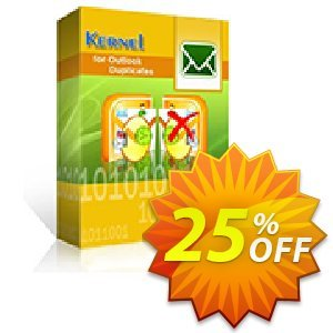 Kernel for Outlook Duplicates - Home User Lifetime License Coupon, discount Kernel for Outlook Duplicates - Home User Lifetime License Impressive discounts code 2020. Promotion: Impressive discounts code of Kernel for Outlook Duplicates - Home User Lifetime License 2020