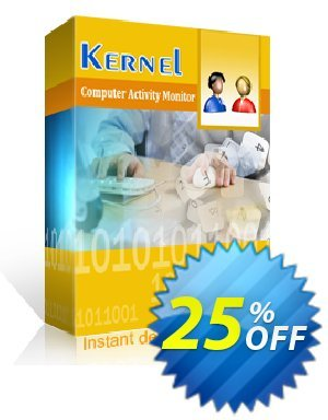 Kernel Computer Activity Monitor 프로모션 코드 25% OFF Kernel Computer Activity Monitor, verified 프로모션: Staggering deals code of Kernel Computer Activity Monitor, tested & approved