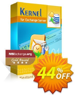 Kernel for Exchange Server (Corporate License) 優惠券,折扣碼 Kernel Recovery for Exchange Server - Corporate License impressive deals code 2019,促銷代碼: impressive deals code of Kernel Recovery for Exchange Server - Corporate License 2019
