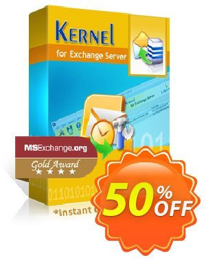 Kernel for Exchange Server (Technician License) Coupon, discount Kernel Recovery for Exchange Server - Technician License formidable offer code 2019. Promotion: formidable offer code of Kernel Recovery for Exchange Server - Technician License 2019