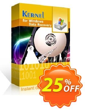 Kernel for Windows Data Recovery (Technician License) 優惠券,折扣碼 Kernel Windows Data Recovery - Technician License fearsome discount code 2020,促銷代碼: fearsome discount code of Kernel Windows Data Recovery - Technician License 2020