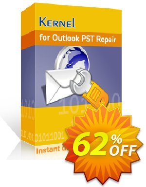 Kernel for Outlook PST Recovery - Corporate License Coupon, discount Kernel for Outlook PST Recovery - Corporate License marvelous promotions code 2020. Promotion: marvelous promotions code of Kernel for Outlook PST Recovery - Corporate License 2020