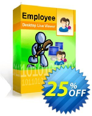 Employee Desktop Live Viewer discount coupon Employee Desktop Live Viewer -  Single User License formidable promotions code 2021 - formidable promotions code of Employee Desktop Live Viewer -  Single User License 2021