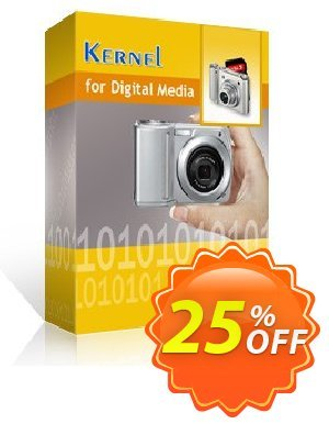 Kernel for Digital Media Recovery Coupon, discount Kernel Recovery for Digital Media awful discounts code 2020. Promotion: awful discounts code of Kernel Recovery for Digital Media 2020