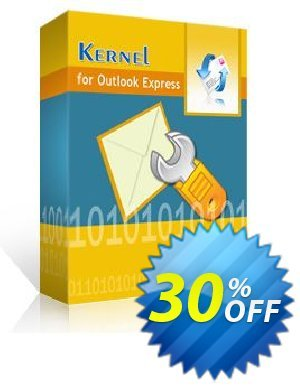 Kernel for Outlook Express Recovery (Corporate License) Coupon, discount Kernel Recovery for Outlook Express - Corporate License amazing sales code 2020. Promotion: amazing sales code of Kernel Recovery for Outlook Express - Corporate License 2020