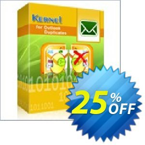 Kernel for Outlook Duplicates - Single User License Coupon, discount Kernel for Outlook Duplicates - Single User License big discount code 2020. Promotion: big discount code of Kernel for Outlook Duplicates - Single User License 2020