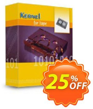 Kernel for Tape Data Recovery (Corporate) Coupon, discount Kernel Recovery for Tape  - Corporate License stunning discount code 2020. Promotion: stunning discount code of Kernel Recovery for Tape  - Corporate License 2020