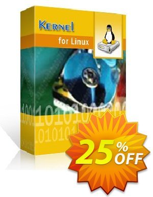 Kernel for Linux Data Recovery discount coupon Kernel Recovery for Linux (Ext2, Ext3) - Home License impressive sales code 2020 - impressive sales code of Kernel Recovery for Linux (Ext2, Ext3) - Home License 2020