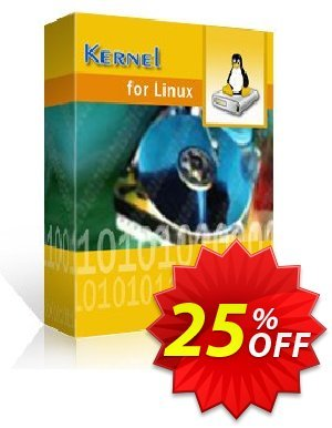 Kernel for Linux Data Recovery (Technician) Coupon discount Kernel Recovery for Linux (Ext2, Ext3) - Technician License dreaded discount code 2020. Promotion: dreaded discount code of Kernel Recovery for Linux (Ext2, Ext3) - Technician License 2020
