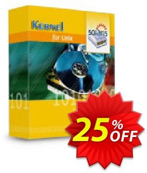 Kernel Recovery for Sun Solaris INTEL - Corporate License discount coupon Kernel Recovery for Sun Solaris INTEL - Corporate License amazing promo code 2020 - amazing promo code of Kernel Recovery for Sun Solaris INTEL - Corporate License 2020