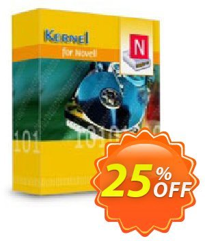 Kernel Recovery for Novell Traditional - Technician License 프로모션 코드 Kernel Recovery for Novell Traditional - Technician License special offer code 2021 프로모션: special offer code of Kernel Recovery for Novell Traditional - Technician License 2021