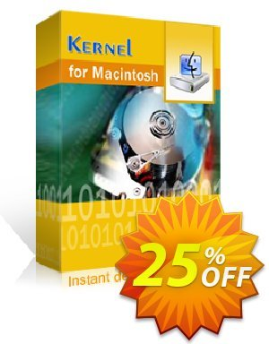 Kernel for Mac Data Recovery (Technician License) Coupon, discount Kernel Recovery for Macintosh - Technician License stunning sales code 2021. Promotion: stunning sales code of Kernel Recovery for Macintosh - Technician License 2021