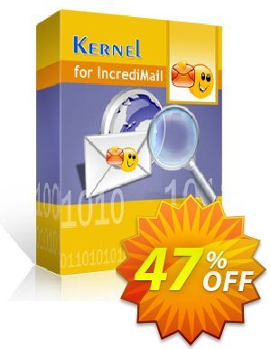 Kernel for IncrediMail Recovery (Technician License) discount coupon Kernel Recovery for IncrediMail - Technician License imposing offer code 2021 - imposing offer code of Kernel Recovery for IncrediMail - Technician License 2021