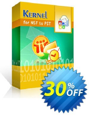 Kernel for Lotus Notes to Outlook (Corporate License) discount coupon Kernel for Lotus Notes to Outlook - Corporate License stirring discount code 2020 - stirring discount code of Kernel for Lotus Notes to Outlook - Corporate License 2020