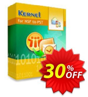 Kernel for Lotus Notes to Outlook (Technician License) discount coupon Kernel for Lotus Notes to Outlook - Technician License impressive promo code 2020 - impressive promo code of Kernel for Lotus Notes to Outlook - Technician License 2020