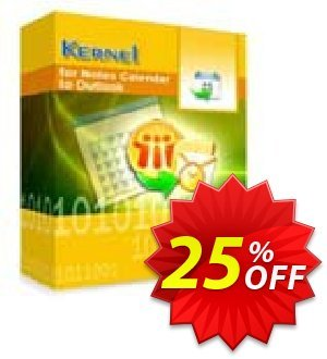 Kernel for Notes Calendar to Outlook - Corporate License discount coupon Kernel for Notes Calendar to Outlook - Corporate License awesome promotions code 2020 - awesome promotions code of Kernel for Notes Calendar to Outlook - Corporate License 2020