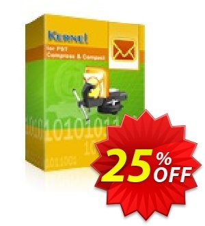 Kernel for PST Compress & Compact - Home User discount coupon Kernel for PST Compress & Compact - Home User exclusive sales code 2021 - exclusive sales code of Kernel for PST Compress & Compact - Home User 2021