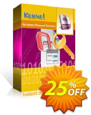 Kernel Access Password Recovery - Corporate License discount coupon Kernel Access Password Recovery - Corporate License best offer code 2021 - best offer code of Kernel Access Password Recovery - Corporate License 2021