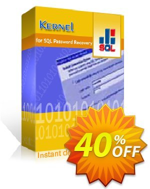 Kernel SQL Password Recovery - Corporate License discount coupon Kernel SQL Password Recovery - Corporate License hottest promo code 2020 - hottest promo code of Kernel SQL Password Recovery - Corporate License 2020