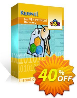 Kernel VBA Password Recovery - Technician License discount coupon Kernel VBA Password Recovery - Technician License wonderful deals code 2020 - wonderful deals code of Kernel VBA Password Recovery - Technician License 2020