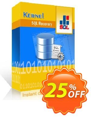 Kernel for SQL Recovery (Technician License) discount coupon Kernel Recovery for SQL - Technician License excellent promo code 2021 - excellent promo code of Kernel Recovery for SQL - Technician License 2021