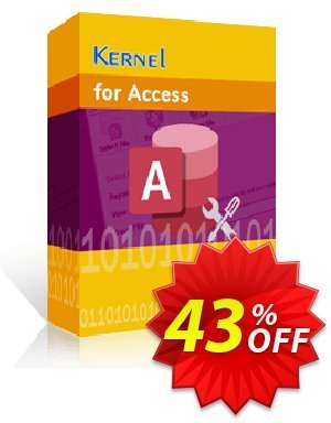 Kernel for Access Database Repair discount coupon Kernel Recovery for Access - Home License marvelous discounts code 2020 - marvelous discounts code of Kernel Recovery for Access - Home License 2020