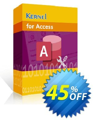 Kernel Recovery for Access - Technician License 優惠券,折扣碼 Kernel Recovery for Access - Technician License awful sales code 2020,促銷代碼: awful sales code of Kernel Recovery for Access - Technician License 2020