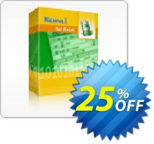Kernel for Excel Repair (Technician) Coupon, discount Kernel Recovery for Excel - Technician License special sales code 2020. Promotion: special sales code of Kernel Recovery for Excel - Technician License 2020