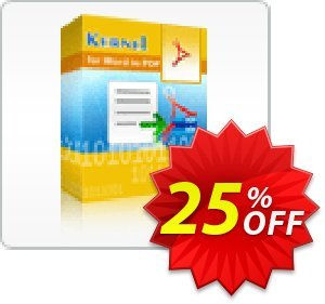 Kernel for Word to PDF - 20 Users License discount coupon Kernel for Word to PDF - 20 Users License hottest discounts code 2020 - hottest discounts code of Kernel for Word to PDF - 20 Users License 2020