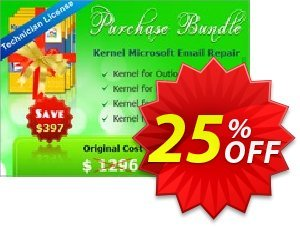 Kernel Microsoft Email Repair - Technician License Coupon, discount Kernel Microsoft Email Repair - Technician License super discount code 2020. Promotion: super discount code of Kernel Microsoft Email Repair - Technician License 2020