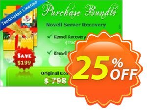 Novell Server Recovery - Technician License Coupon discount Novell Server Recovery - Technician License special sales code 2020 - special sales code of Novell Server Recovery - Technician License 2020