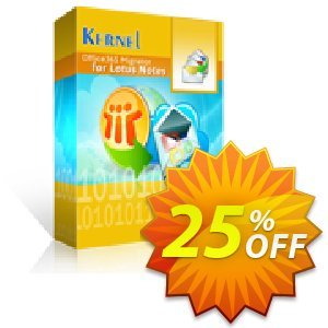 Kernel for Notes to Office365 Migration Coupon, discount Kernel for Notes to Office365 Migration fearsome discounts code 2020. Promotion: fearsome discounts code of Kernel for Notes to Office365 Migration 2020