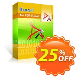 Kernel for PDF Repair Coupon, discount Kernel for PDF Repair stirring promo code 2020. Promotion: stirring promo code of Kernel for PDF Repair 2020