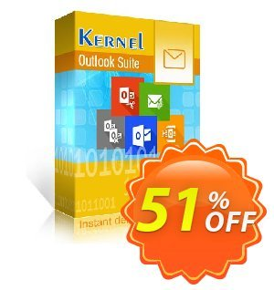 Kernel Outlook Suite (Corporate License) Coupon, discount Kernel Outlook Suite - Corporate License awesome promo code 2019. Promotion: awesome promo code of Kernel Outlook Suite - Corporate License 2019