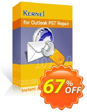 Kernel for Outlook PST Repair Coupon, discount Kernel for Outlook PST Repair ( Home User License ) - Special Offer Price stunning sales code 2020. Promotion: stunning sales code of Kernel for Outlook PST Repair ( Home User License ) - Special Offer Price 2020