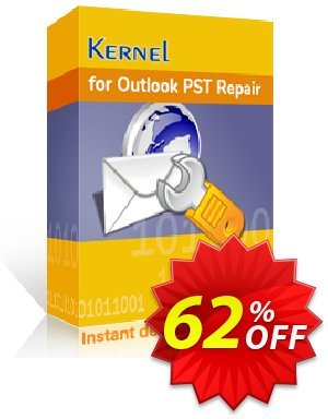Kernel for Outlook PST Repair (Corporate License)割引コード・Kernel for Outlook PST Repair ( Corporate License ) - Special Offer Price staggering deals code 2021 キャンペーン:staggering deals code of Kernel for Outlook PST Repair ( Corporate License ) - Special Offer Price 2021