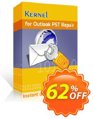Kernel for Outlook PST Repair (Technician License) discount coupon Kernel for Outlook PST Repair ( Technician License ) - Special Offer Price stirring discount code 2021 - stirring discount code of Kernel for Outlook PST Repair ( Technician License ) - Special Offer Price 2021