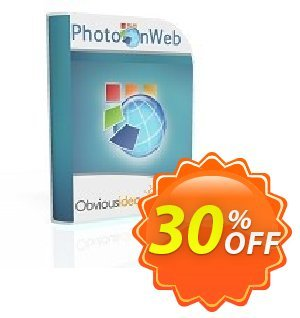 PhotoOnWeb Coupon, discount XMAS2012. Promotion: dreaded deals code of PhotoOnWeb 2019