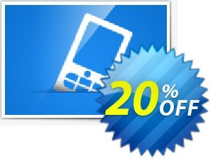 Get Mac Data Recovery Software for Mobile Phone 20% OFF coupon code